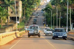 Bukoto-Kisaasi road